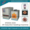 45kw High Frequency Induction Heating Machine 30-80kHz Spg50K-45b