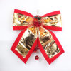 Christmas Tree Decoration Ribbon Bows with Twist Tie