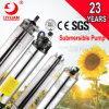 High Head Solar System Submersible Deep Well Water Pump Motor