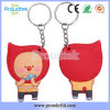 RFID Doll PVC Keyfob Custom Soft PVC Key Tag