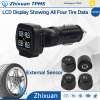 Cigar Lighter TPMS External Sensors New Design