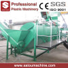 Waste PP PE Film Recycling Machine Line