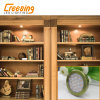 Ultra Slim LED Cabinet Bookcase Showcase LED Ceiling Light for All Furniture