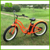 Aluminum Frame Ce Certificated Lithium Battery Fat Tire E Bicycle
