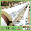 Thermal Rock Wool Pipe for Cold Water Pipe Insulation