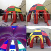 Newest 8 Legs Marquee Inflatable Spider Tent