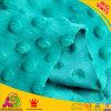 Soft Hand Feeling Micro Minky Use for Stroller Blanket Bib Diaper