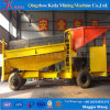 Gold Machine, Gold Washing Plant, Gold Washing Trommel Screen