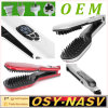 Hot Sales Ceramic Steam Hair Straightener Brush with LED Display