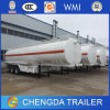 China Trailer Manufacturer Tri-Axle 40000 Liters Oil Tanker Sale