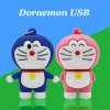 Cute Cartoon Character Doraemon USB Drives 3D Cat Shaped USB