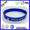 Promotional Ink Filled Silicone Bracelet Silicone Wristband