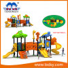 Fun Kids China Outdoor Plastic Playground Equipment