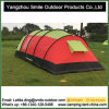 6-Person 210t Ripstop Polyester Taffeta Outdoor Tube Family Tent
