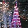 LED Christmas Tree Light Xmas Decoration Light Tree for Holiday Party Decor