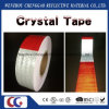 Hot Selling DOT-C2 Honey Comb Type PVC Crystal Lattice Safety Red and White Truck Reflective Tapes