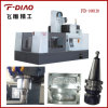 Big Granty Type CNC Milling Engraving Machine with Bt40 mechanical Spindle (FD-100120)