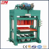Hollow Concrete Block Making Machine (QTJ4-40)