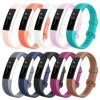 Newest Adjustable Sport Silicone Replacement Band Strap for Fitbit Alta Hr