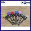 High Quality and Good Price Dental Nylon Prophy Brushes Screw Style (PB-310)