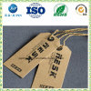 High Quality Customized Fashion Brand Hang Tag and Woven Label (jp-t013)