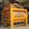 CE, ISO Certified Js2000 Horizontal Forced Concrete Mixer Machine