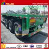 Flatbed Side Wall Open Container Transportation Semi Trailer Truck