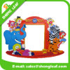 Whole Sale Rubber Decorative Photo Frame for Promotion Items (SLF-PF023)