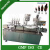 Automatic E Liquid Small Bottle Filling Capping Machine