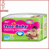 Top Quality Soft Breathable Sleepy Disposable Baby Diaper with Tete Own Brand for Wholesale