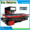 Solar Water Heater Solar Panel Production Line/Manufacturing Equipemnt--8-Location Hydraulic Punching Machine
