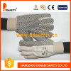 Ddsafety 2017 Natural for Shell Black for Dots Natural for Cuff Safety Glove