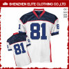 Wholesale Cheap Quick Dry Polyester American Football Jersey (ELTAFJ-22)