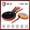 5PCS Non-Stick Fry Pan for Induction Cooker