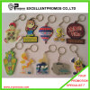 Hot Selling Various Design 3D High Quality PVC Keychain (EP-K9152)