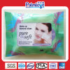 Lady Facial Make up Wet Wipes