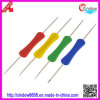 Double Heads Plastic Handle Iron Crochet Hooks (XDIH-004)