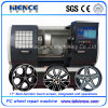 Car Alloy Wheel Repair Diamond Cut Rim Refurbishment Machine Awr2840PC