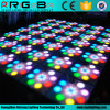 Hot Selling Stage Party Wedding 60*60cm RGB Flower LED Dance Floor