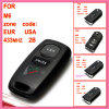 New Flip Remote Key for Auto Mazda M6 with 3 Buttons 434MHz 4D63