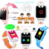 Promotion Gift Kids GPS Tracker Watch with Touch Screen D12