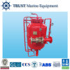 Fire Fighting Equipment Horizontal Foam Bladder Tank