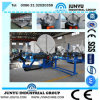 Screw Air Duct Machine for Food Factory