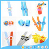 Multi Style Colorful Kids Silicone Slap Watch