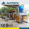 Qunfeng Automatic Hollow Block, Solid Brick, Paving Stone and Curb Stone Making Machine