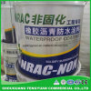 Non- Curing Rubber Modified Bitumen Waterproof Coating for Roofing