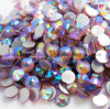 Ss6 Ss10 Ss16 Ss20 Lt Rose Ab Stone 1440 PCS Crystals Bead Crystal Ornament (FB-ss6-ss30 lt rose ab)