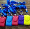 120dB Multi Color Personal Alarm for Night Shift Workers Disabled