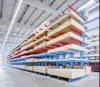 Heavy Duty Long Conduits Storage Shelf Cantilever Racking