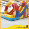 Aoqi Durable Hot Sale Inflatable Clown Slide Climbing Slide for Sale (AQ945)